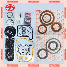 Transpeed transmission kits cd4e transmission master rebuild kit