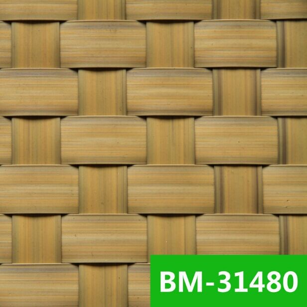 Hot Sale All-weather UV-resistant Synthetic Broad Wicker For Furniture