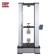 10KN polyester strap (PET) band tensile strength tester with testing grip