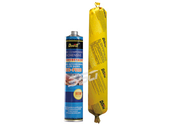 Factory supplyer pu sealant for windshield, excellent adhesion
