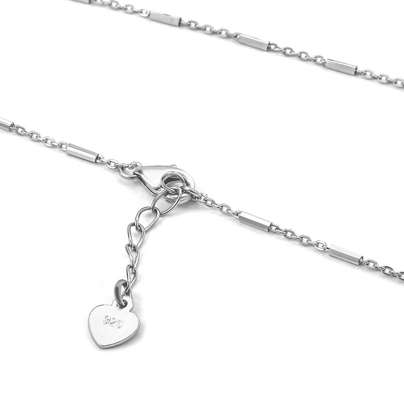 Ladies Fashion Jewelry Rose Gold 2018 Trending Necklace