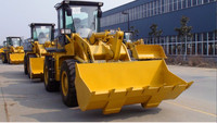 construction machine wheel loader W156
