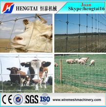 Hengtai Factory Manufacturer Grassland Pasture Wire Mesh Fence Machine