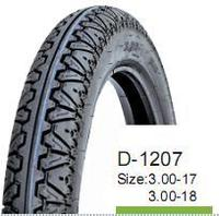 China High quality Motorcycle Scooter Tire 3.00-10 manufacturer