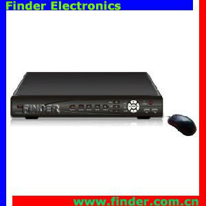 Standalone Digital Video Recorder, 4CH H.264 DVR, 4ch DVR