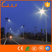 Energy powered product price list LED street lights with solar light parts