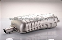 Mufflers for BMW