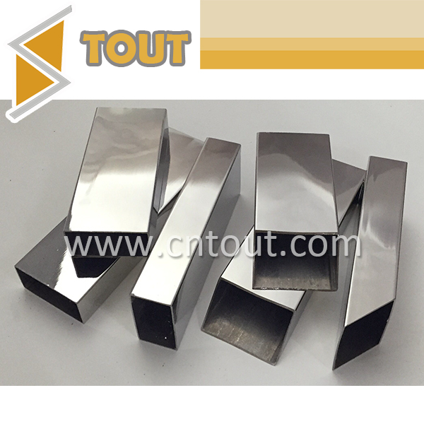 Hot Sale 304 316 Decorative Stainless Steel Welded Rectangular Pipe