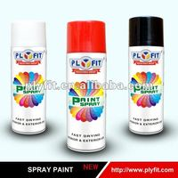 Spray paint / aerosol paint manufacturers in china