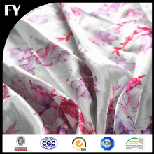 Factory custom design high quality digital printing 86 polyester 14 spandex fabric