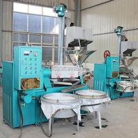 Advaced Technology Cotton Seed Oil Press Machine and Soybean Oil Extraction Expeller Machine