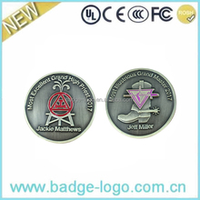 Newest design collective coins great wall of china