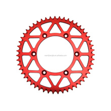 Aluminium Motorbike Sprockets 520+51T for Honda 250 450