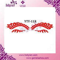 2014 New Hotsale Beautiful Artistic Eye Sticker OEM