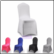 Factory Whosale cheap spandex wedding chair covers