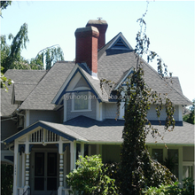 Double Layer Asphalt Shingle/roofing shingle