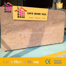 new design polished yellow marble flower pot for wall floor design