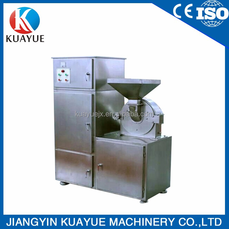 pulverizer machine for food industry WF-B series dust collecting crusher