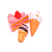 China Factory Supplier High Quality Soft Slow Rising Cream Cake Food Squishy Toys