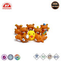 Hot selling promotional kids gift with plastic soft vinyl toy
