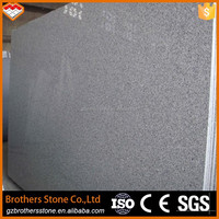 Cut-to-size flooring polished natural stone wholesale grey granite g603