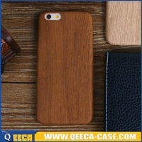 Hot sale soft // slim // back wooden cell phone case for iphone 6 6s plus case cover