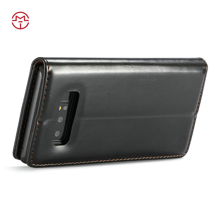 CaseMe For Samsung Note 8 Wallet Case PU Leather Case For Galaxy Note 8 Flip Folio Wallet Cover