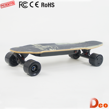 Deo Cheap OEM ODM 1500W 6.6N.M.4 G wireless remote brushless motor electric skateboard 2 wheel