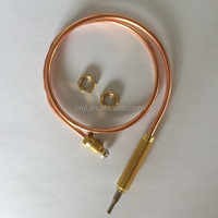 gas cooker thermocouple with copper pipe