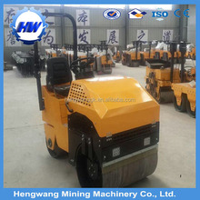 Small water cooled diesel engine electromagnetic clutch 1 ton road roller for sale