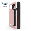 PC and TPU Mobile Phone Case for Samsung Galaxy S7 Edge