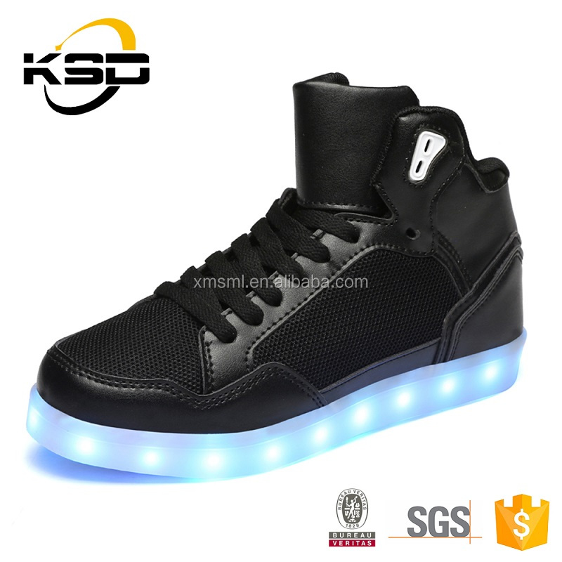 2016 China Wholesale Led Shoes With Lights For Adult Of Flashing Shoes Adult