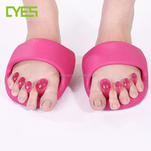 Reduce weight beautify legs healthy toe shoes foot massages shoes