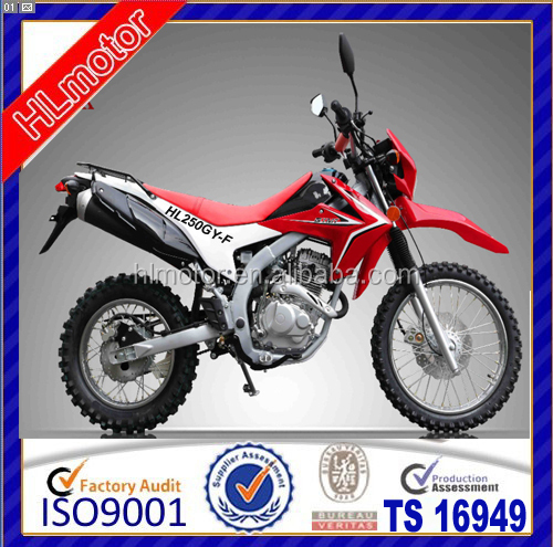 2016 motorcycle hond motorcycle 200cc dirt bike,HL250GY-F