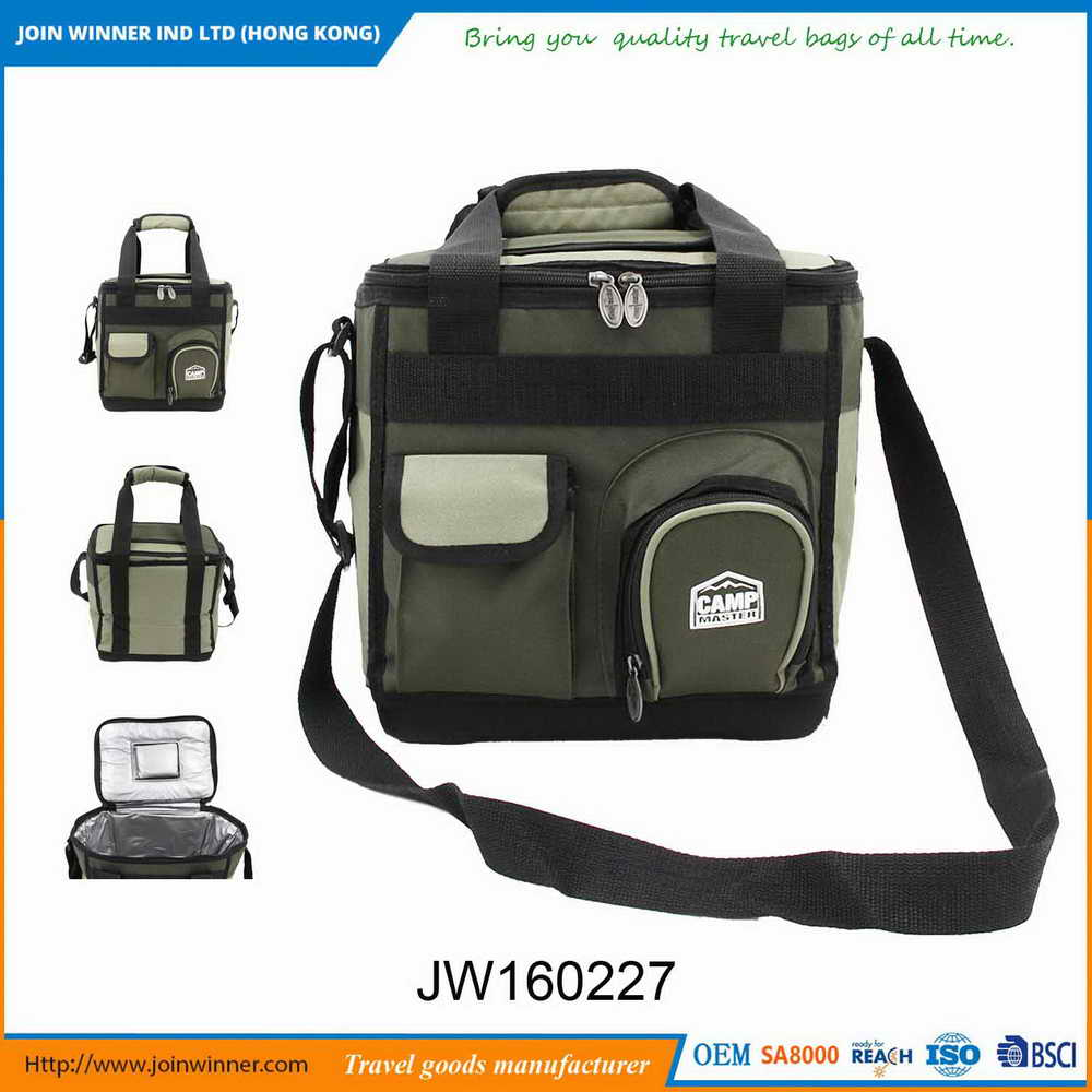 Hot Sale Whole Cooler Bag with Solar Panel Various Uses