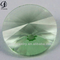 transparent spinal loose cubic zirconia stones