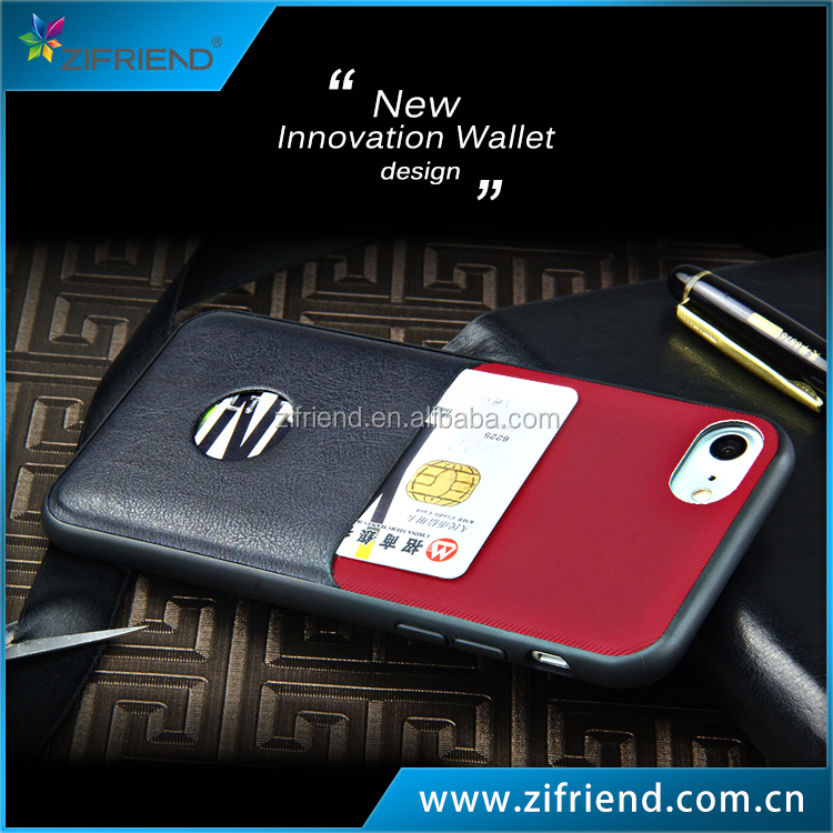 Zifriend Wallet leather mobile phone case for iphone7S