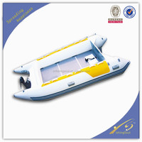 FSBT020 335cm, high speed CE boat inflatable fishing inflatable boats made in china