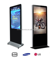 46inch lcd/led HD advertising display, full HD large advertising screen