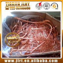 hot sell metal high pure 99.99% lower prices millberry scrap copper wire