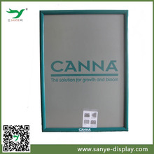 wholesale aluminum snap display frame for poster