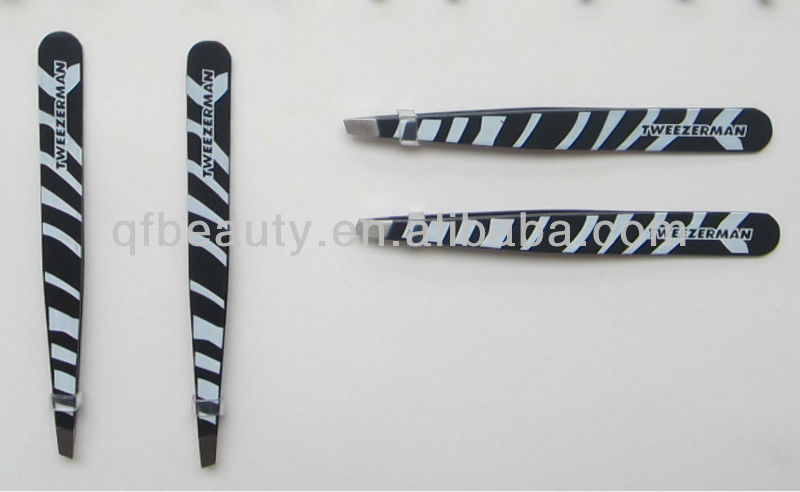 tweezer man animal hair personalized tweezers TW097