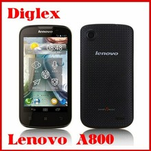 Cheap original Lenovo A800 4.5inch IPS MTK6577 Android 4.0 GPS 3G WIFI Multilanguage