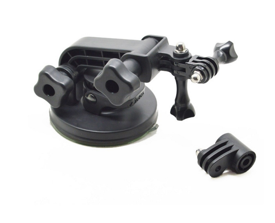 Go Pro Strong Suction Cup The Same Suction Cup as the Original One for Gopro Hero 5 4 3+ 3 2 Sjcam Xiaoyi Action Cameras