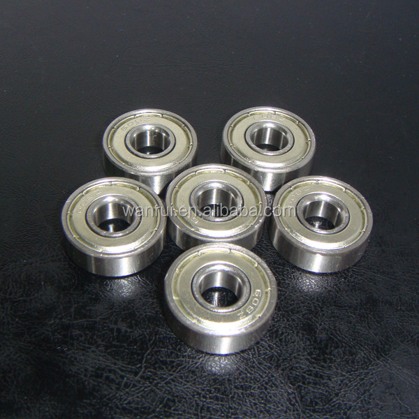 high speed high quality <strong>good</strong> sale chrome steel 608 zz miniture bearing 608
