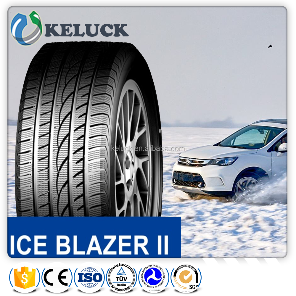 hot selling winter pcr tires Compasal brand from China market factory 195/65R15 195/55R16 cheap snow car tyres