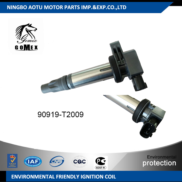Ignition Coil used for 90919-T2009 TOYOTA car with Best Quality
