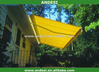 outdoor movable rooftop awning folding canopy