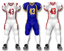 Top Quality Football Uniforms For Youth Make Custom Team American Football Jerseys
