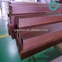 anti-slip t-slotted extrusion aluminum profile